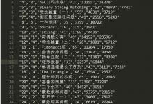 AC自动机二之抓取南阳OJ题目列表 Python重写